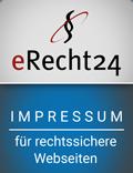 Impressumssiegel E-Recht 24